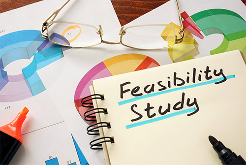 feasibility study or business plan